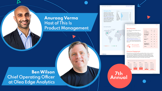 Register for Top Takeaways from the 2021 Feedback Loop Product Management Insights Report webinar
